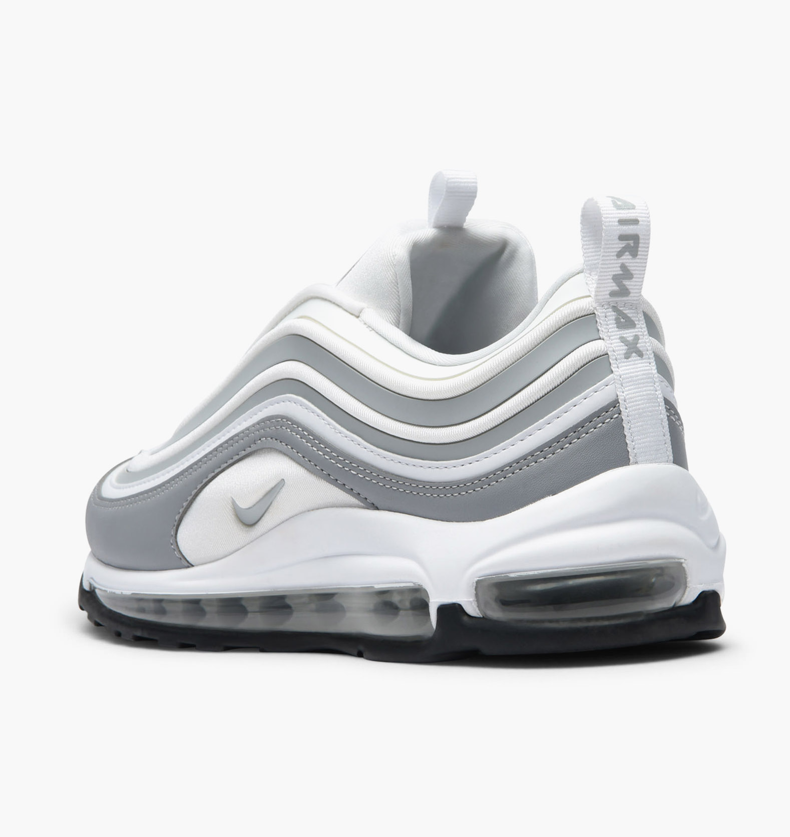 Cheapest Nike Air Max 97 GS Pink White 313054 161 Women's Running Shoes Trainers
